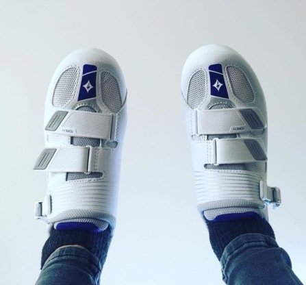 Got the shoes,